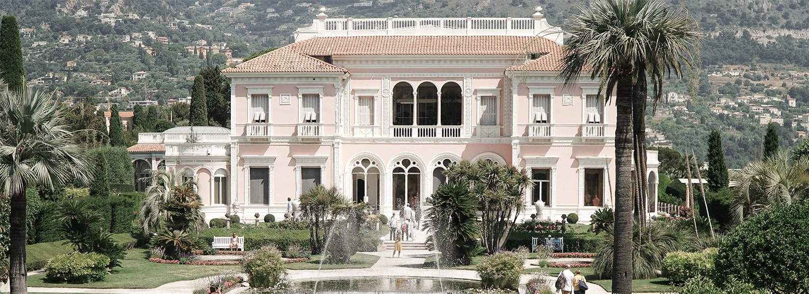 Visiting the Pink Palace – Villa Ephrussi de Rothschild