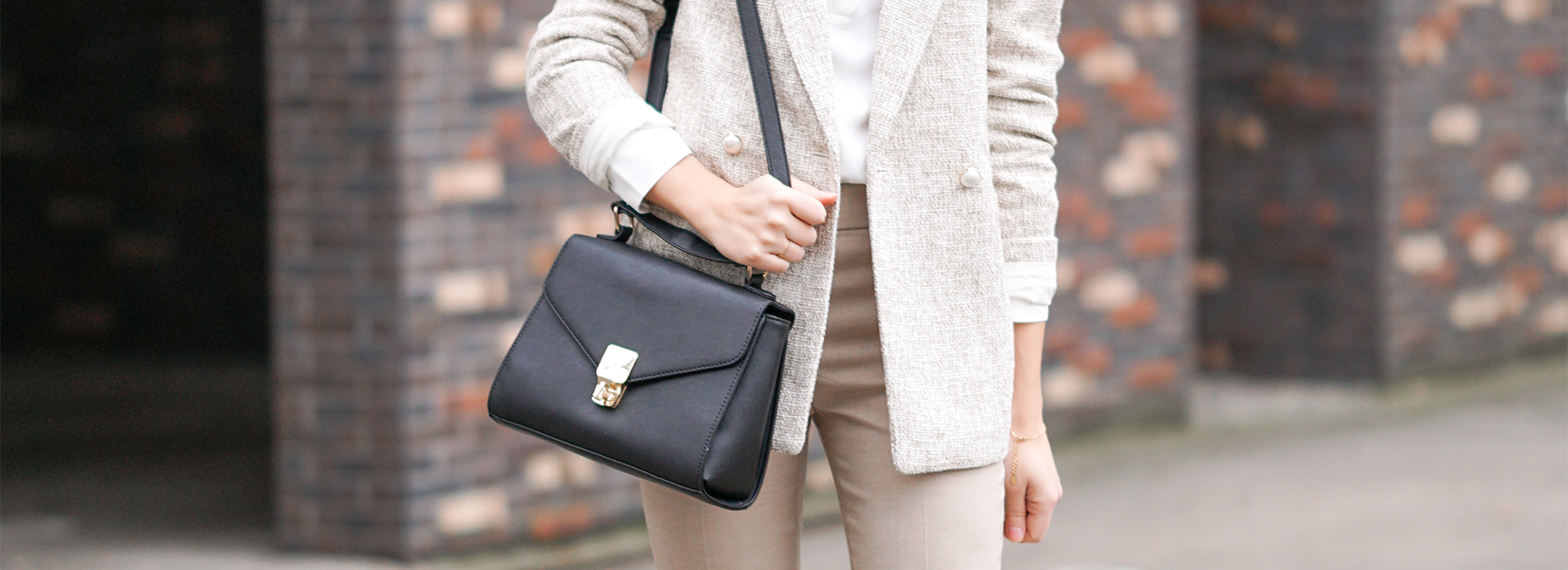 Chic from 9 to 5: A Casual And Modern Office Outfit
