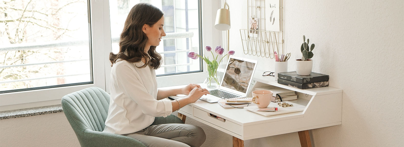 Working From Home – My Home Office and Tips on Productivity