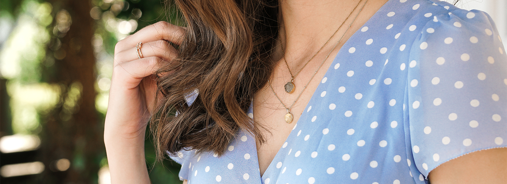 Always On Point: Polka Dot Dresses For Spring And Summer