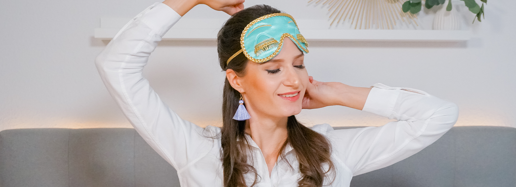Stay-At-Home Halloween: The Holly Golightly Costume